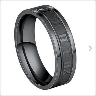 ブラックリング  22号(リング(指輪))