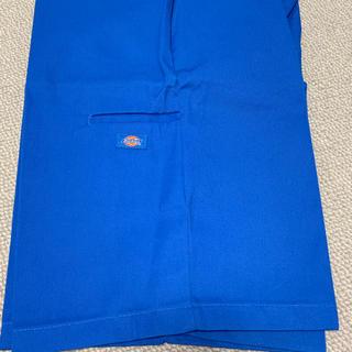 ディッキーズ(Dickies)のDickies ハーフパンツ 34インチ ブルー ディッキーズ  ウエストコート(ワークパンツ/カーゴパンツ)