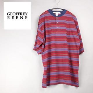 【未使用品】90's USA購入 古着・GEOFFREY BEENE・Tシャツ(Tシャツ/カットソー(半袖/袖なし))