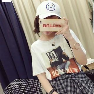 新品! オルチャン 韓国風 Tシャツ(Tシャツ(半袖/袖なし))
