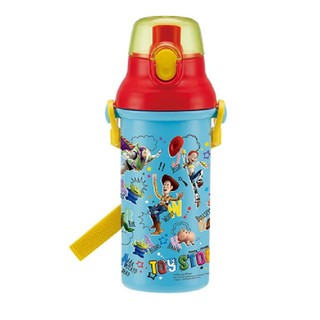 トイストーリー(トイ・ストーリー)のトイストーリー 新品 プッシュ式 直のみスポーツボトル 480ml(水筒)