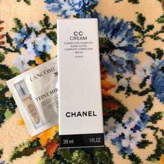 シャネル(CHANEL)のシャネル CCクリーム 新品(BBクリーム)