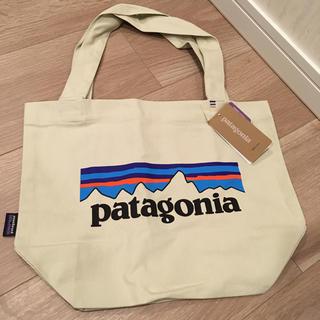 パタゴニア(patagonia)のパタゴニア ミニトートバッグ 新品未使用(トートバッグ)