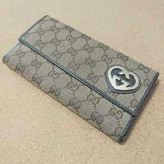 75cde1914b3a Gucci - GUCCI 折財布 ピンクの通販|ラクマ