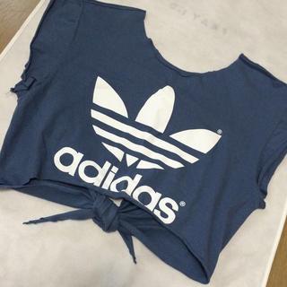 アディダス(adidas)のお値下げ adidas Tシャツ(Tシャツ(半袖/袖なし))