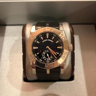 ロジェデュブイ(ROGER DUBUIS)のロジェ デュブイ イージーダイバー  SE40  ホワイトゴールドベゼル(腕時計(アナログ))