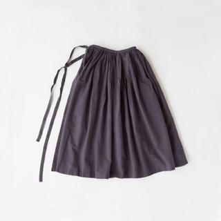 イデー(IDEE)のidee pool いろいろの服 巻きスカート(ロングスカート)