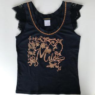 エクスペディションモード(EXPEDITION MODE)のEXPEDITION MODE タンクトップ ブラック(Tシャツ(半袖/袖なし))