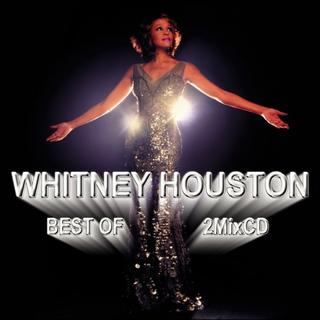 Whitney Houston 豪華2枚組46曲 完全網羅 Best MixCD
