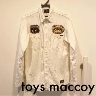 TOYS McCOY - toys maccoy シャツ