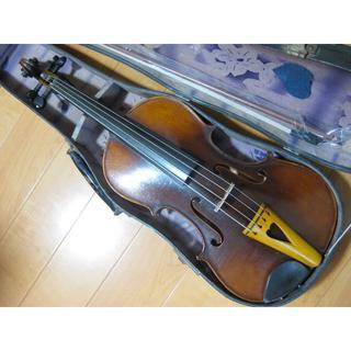 スズキ(スズキ)の【バロック風】 鈴木政吉 バイオリン 4/4 No.6 ガット弦(ヴァイオリン)