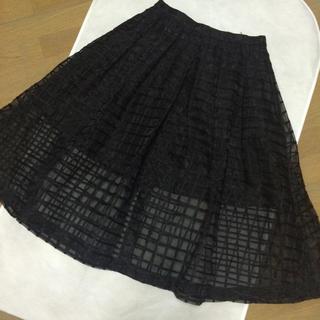 デイシー(deicy)のお値下げ deicy スカート(ひざ丈スカート)