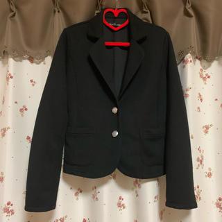 シマムラ(しまむら)のクラウン柄ボタンのオシャレテーラードジャケット(テーラードジャケット)