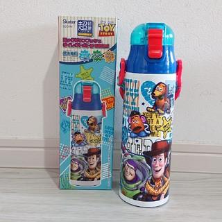 トイストーリー(トイ・ストーリー)の新作 トイストーリー 新品 ワンプッシュダイレクトステンレスボトル 580ml(水筒)
