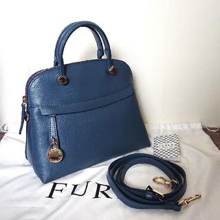 4a0a78d8b0a1 フルラ パイパー(ブルー・ネイビー/青色系)の通販 79点 | Furlaを買う ...