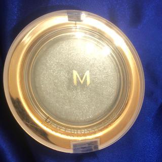ミシャ(MISSHA)の美品 ミシャ M デューイ グロッシー アイズ ホワイトビーチ(アイシャドウ)