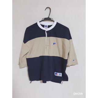 ラガーシャツ(Tシャツ(半袖/袖なし))
