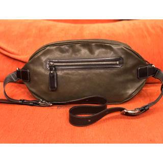 ツチヤカバンセイゾウジョ(土屋鞄製造所)の土屋鞄 アルマスバッファローボディバッグ(ショルダーバッグ)