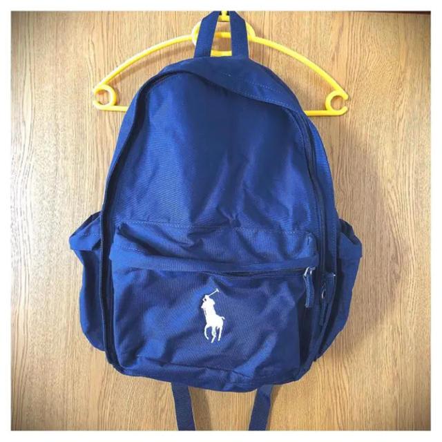 Ralph Lauren(ラルフローレン)のたま様 ラルフローレン リュック  レディースのバッグ(リュック/バックパック)の商品写真