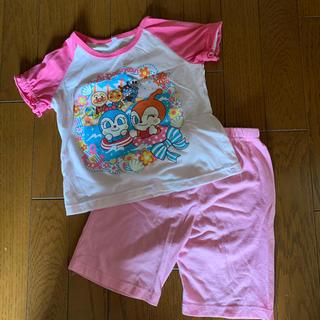 アンパンマン(アンパンマン)のna♡様専用 アンパンマン パジャマ 90 95 半袖 Tシャツ 上下(パジャマ)