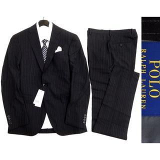 ポロラルフローレン(POLO RALPH LAUREN)のラルフローレン 日本製 サマーウール100% スーツ 40R  定価12.7万(セットアップ)