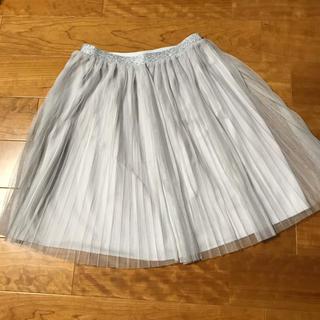 UNIQLO - ユニクロ プリーツスカート 150cm