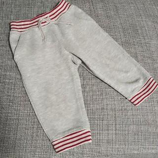 a08dae40cc573 ベビーギャップ(babyGAP)の ベビーギャップ グレー スウェット パンツ ズボン 裏起毛