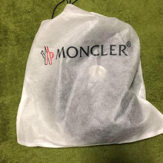 モンクレール(MONCLER)の〈新品未使用〉2019年春新作モンクレールキャップブラック(キャップ)