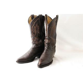 トニーラマ(Tony Lama)のTONY LAMA トニーラマ 26cm ウエスタンロングブーツ 本革 #68 (ブーツ)