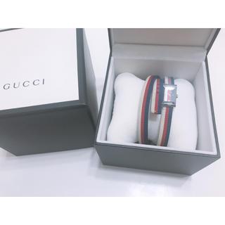 グッチ(Gucci)のグッチ 時計 スモールウォッチ シルヴィ(腕時計)