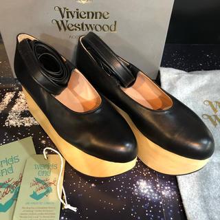 ヴィヴィアンウエストウッド(Vivienne Westwood)の新品 Vivienne Westwood ロッキンホース バレリーナ (ローファー/革靴)