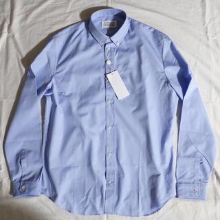 マルタンマルジェラ(Maison Martin Margiela)の新品 マルジェラ シャツ オックスフォード切り替え 43(シャツ)