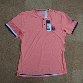 アディダス(adidas)のアディダス  adidas  ローランギャロス テニス Tシャツ CE1408 (ウェア)