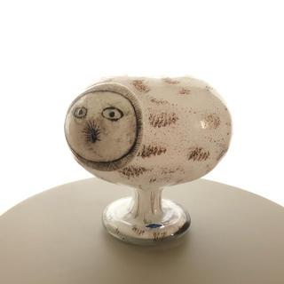 イッタラ(iittala)の*専用* Nuutajarvi Lapplands Owl バード フクロウ(置物)