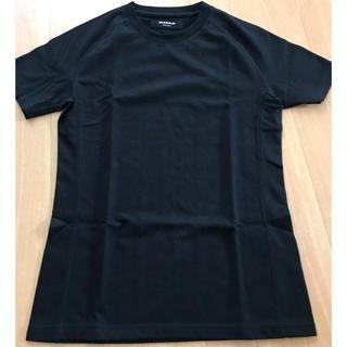 ウノピゥウノウグァーレトレ(1piu1uguale3)の1PIU1UGUALE3 RELAX Tシャツ 黒 Sサイズ(Tシャツ/カットソー(半袖/袖なし))