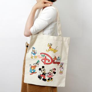ba50cb95595c ディズニー(Disney)のチームディズニー トートバッグ ・ ディズニー トートバッグ (トートバッグ