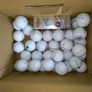 タイトリスト(Titleist)のゴルフボール 43球 優良球&新球 (その他)