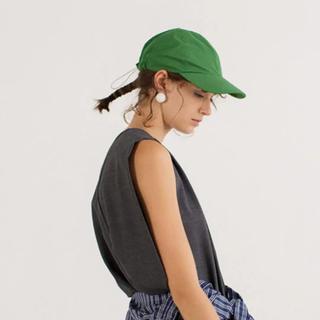 エンフォルド(ENFOLD)のナゴンスタンス キャップ 帽子(キャップ)
