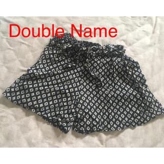 ダブルネーム(DOUBLE NAME)のDouble Name ショートパンツ(ショートパンツ)