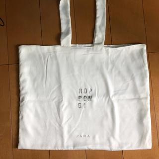 ザラ(ZARA)のZARA 六本木ヒルズ店 リニューアル時ノベルティ ショッピングバッグ(その他)