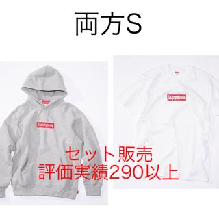 シュプリーム(Supreme)のSupreme / Swarovski®︎ Box Logo S オマケ(Tシャツ/カットソー(半袖/袖なし))