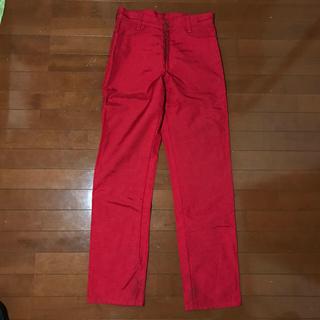 バンソン(VANSON)のVANSON  nylon pants RED 32 (その他)