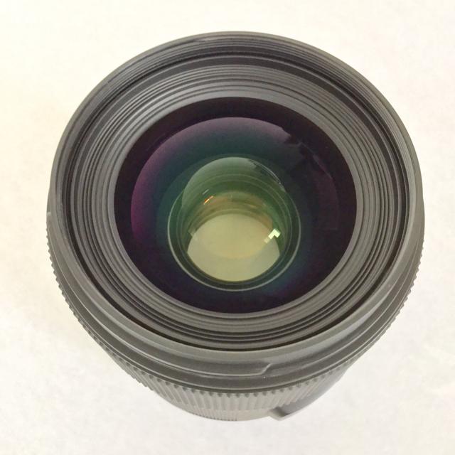 SIGMA(シグマ)のSIGMA Art 35mm F1.4 DG HSM  [キヤノン用] スマホ/家電/カメラのカメラ(レンズ(単焦点))の商品写真