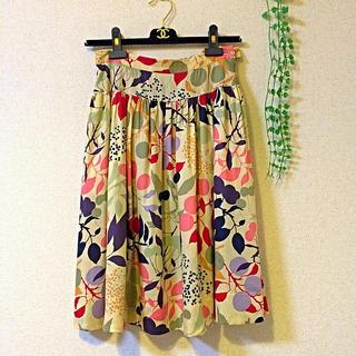 ヴィヴィアンウエストウッド(Vivienne Westwood)のヴィヴィアン ウエストウッド スカート(ひざ丈スカート)