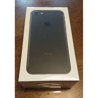 アイフォーン(iPhone)の新品 iphone7 32GB ブラック他 合計9台(スマートフォン本体)
