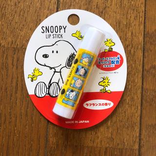 スヌーピー(SNOOPY)のスヌーピー   リップクリーム(リップケア/リップクリーム)