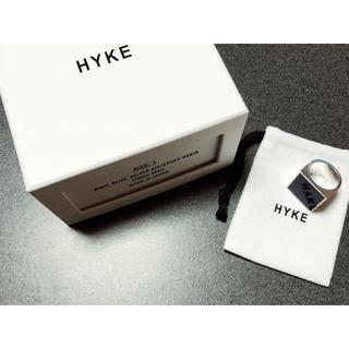 ハイク(HYKE)のHYKE リング 約13号(リング(指輪))