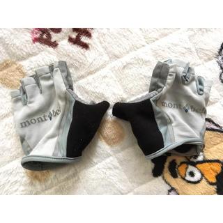 モンベル(mont bell)の自転車用手袋(手袋)