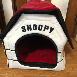 スヌーピー(SNOOPY)のスヌーピー ペットハウス(犬)