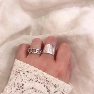 トゥデイフル(TODAYFUL)のシルバー925 sring silver925 リング(リング(指輪))